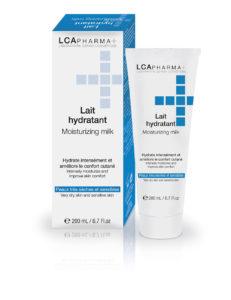 Lait Hydratant pour peaux sensibles